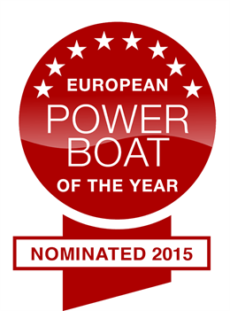 European Power Boat of the Year - Nominated 2015